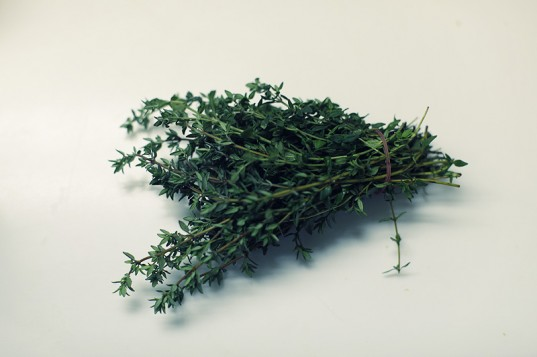 Fresh, beautiful thyme