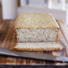 Gluten free bread from the Healthy Chef